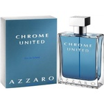 Azzaro Chrome United EDT 150ml (ORIGINAL)