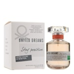 Benetton United Dreams Stay Positive EDT 80ml TESTER (ORIGINAL)