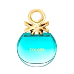 Benetton Colors De Benetton Blue EDT 80ml TESTER (ORIGINAL)