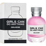 Zadig And Voltaire Girls Can Do Anything EDP 90ml TESTER (ORIGINAL)