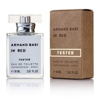 Armand Basi In Red EDT 60 ml TESTER