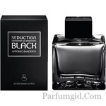 Antonio Banderas Seduction In Black EDT 200ml (ORIGINAL)