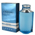 Azzaro Chrome Legend EDT 125ml (ORIGINAL)