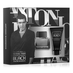 Antonio Banderas Seduction In Black SET (EDT 50ml + AFTER SHAVE BALM 50ml) (ORIGINAL)