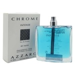 Azzaro Chrome Intense EDT 100ml TESTER (ORIGINAL)