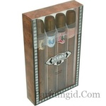 Cuba Paris Fragrance for men (4 cigars 35ml)