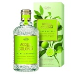4711 Acqua Colonia Lime & Nutmeg Maurer