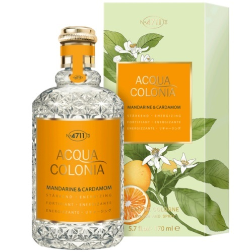 4711 Acqua Colonia Mandarine & Cardamon