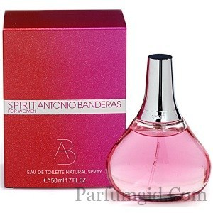 Antonio Banderas Spirit For Woman