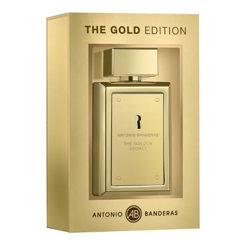 Antonio Banderas The Golden Secret Gold Eedition