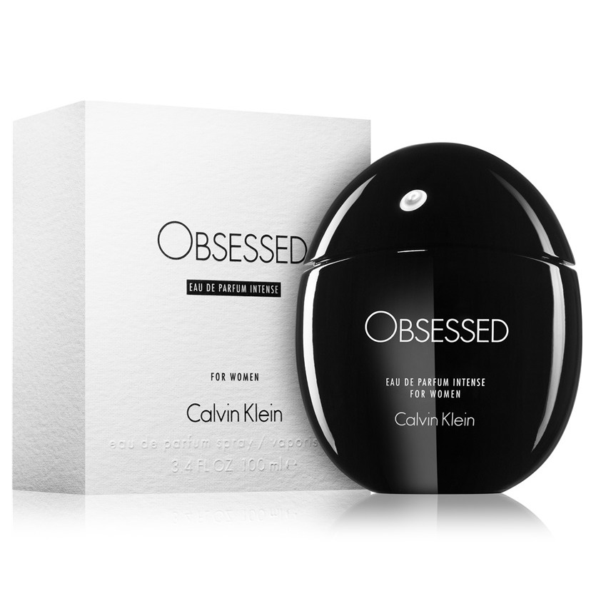 Calvin Klein Obsessed For Women Intense